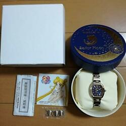 Sailor Moon 25Th Anniversary Watch Special Collaboration M Size Wicca