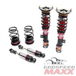 For Elantra Sedan/coupe 11-16 Maxx Coilovers Suspension Lowering Kit Adjustable