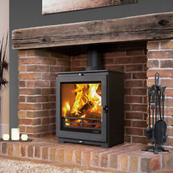 Flavel Arundel Xl 5 Kw Stove Defra Multi-fuel Stove Stove Package Deal