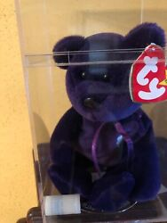 Ty Beanie Baby Princess DI all tags intact never taken out of original display