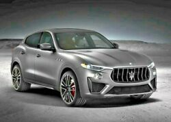 21 Inch Aftermarket Forged Trofeo Wheels Set - Custom Made For Maserati Levante
