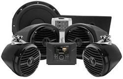 Rockford Fosgate Audio Systems Stage 4 Kit Gnrl-stage4
