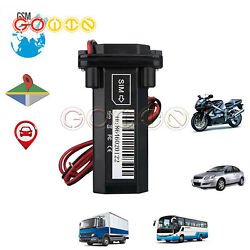 Realtime Gps Gprs Gsm Tracker Locator For Car Motorcycle Tracking Device