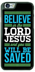 Believe In The Lord Jesus Faith Phone Case Cover Fits Iphone Samsung Google Lg