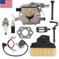 Carburetor Air Filter Tune Up Kit For Stihl 023 Ms230 250 025 021 Ms210 Chainsaw
