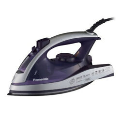 Panasonic NI-W950 Dry and Steam Iron with Non-Stick Soleplate