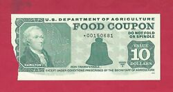 Food Stamp Coupon Replacements 6 Different Coupons Rare Items Check The Scans