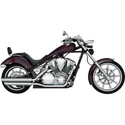 Vance And Hines Twin Slash Power Chamber Equipped Slip-on - 18421