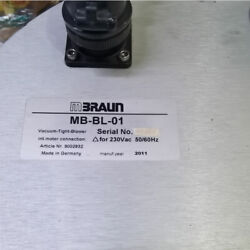 1pc Used Working 9002832 Mb-bl-01 220vac 50/60hz By Ems Or Dhl 90days Warranty
