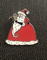 Disney Dssh Dsf Sandy Claws Nightmare Before Christmas Ptd Pin Le 400