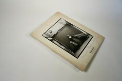Richard Avedon Made In France Signed 1st Edition New Condition