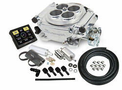 Holley Shiny Sniper Efi 550-510k Self Tuning Fuel Injection Complete Master Kit