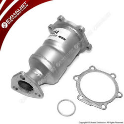 Fit Nissan Pathfinder 3.3l 1996-2000 Front Catalytic Converter Left