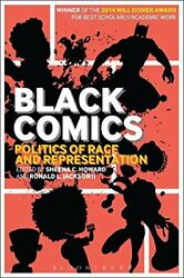 Black Comics by Howard C. New 9781441135285 Fast Free Shipping