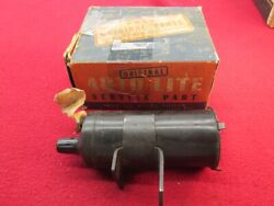 Nos Auto-lite Coil Assembly 6 Volt Ce3224ws Chevy Olds Cadillac Chrysler