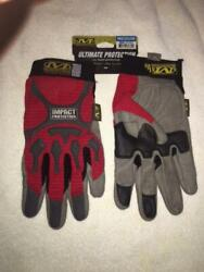 Mechanix Wear 3.0 Gloves- Red- Medium- 8 Pack- Close Outs