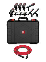 sE Electronics V Pack Arena | Drum Mic Package | Pro Audio LA