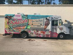 1996 Freight Liner Diesel  Soft Serve Ice Cream Truck