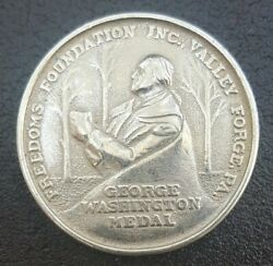 Boy Scouts Of America. 1952. George Washington Medal. Valley Forge, Pa