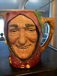 Royal Doulton Toby Character Jugs - All Large Sized Total Of 17 In Collection