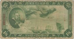 1938 1 One Dollar China Chinese Currency Banknote Note Money Bank Bill Cash Ww2