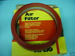 Air Filter Fits Audi 100 And Super 90 New Bosch 042-0349