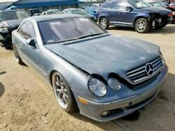 Radiator Core Support 215 Type CL65 Fits 00-06 MERCEDES CL-CLASS 844531