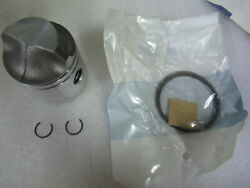 P13b Evinrude Johnson Omc 396575 Piston And Ring Kit Oem New Factory Boat Parts