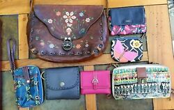 Lot of bags Fossil Leather other Designers