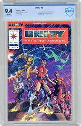Unity #0RED CBCS 9.4 1992