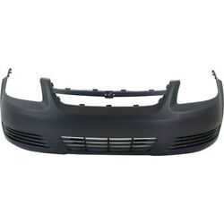 Bumper Cover Front for Chevy Chevrolet Cobalt 2005-2010 GM1000733 19120183