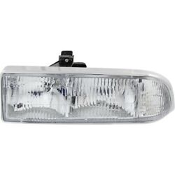 Headlight Lamp Left Hand Side For Chevy S10 Pickup Driver Lh Gm2502172 16526217