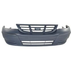 Bumper Cover Front Fo1000441 Yf2z17d957lb For Ford Windstar 1999-2000