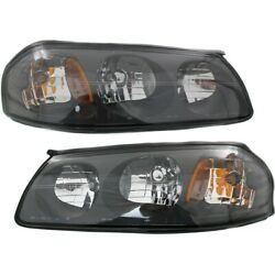 10349962 10349961 Gm2503201 Gm2502201 Headlight Lamp Left-and-right For Chevy