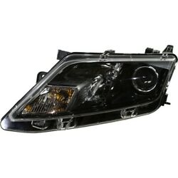 Headlight For 2010-2012 Ford Fusion Driver Side Capa