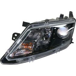 Headlight For 2010-2012 Ford Fusion Driver Side