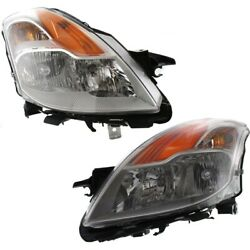 26010jb10a 26060jb10a Ni2503176 Ni2502176 Headlight Lamp Left-and-right Coupe