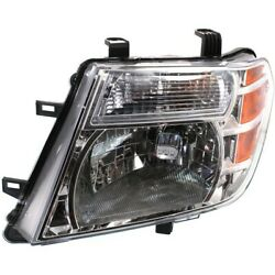 26060zs00a Ni2502171 Headlight Lamp Left Hand Side Driver Lh For Pathfinder