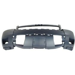 Bumper Cover For 2007-2014 Chevrolet Suburban 1500 Front