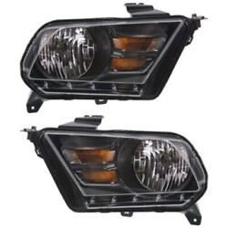 Headlight Lamp Left-and-right Coupe Fo2503276, Fo2502276 Ar3z13008c, Ar3z13008d