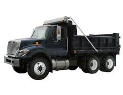Buyers Products 5-spring Aluminum Electric Dump Truck Tarp System 14-23and039 Dumps