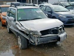 Carrier Rear Automatic Transmission Fs Sport Fits 99-08 FORESTER 847668