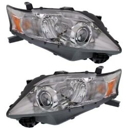HID Headlight Lamp Left-and-Right HIDxenon LX2502148 LX2503148 LH
