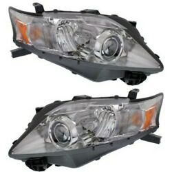 HID Headlight Lamp Left-and-Right HID/xenon LX2502148, LX2503148 LH