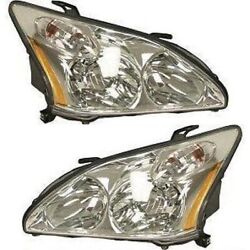 Headlight Lamp Left-and-right Lx2503123, Lx2502123 8117048200, 8113048200