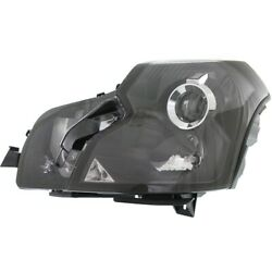 Hid Headlight Lamp Left Hand Side Hid/xenon Driver Lh Gm2502315 19352098 For Cts