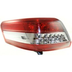 Tail Light Lamp Left Hand Side Outside Driver Lh For Camry To2804106c 8156006340