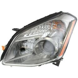 Headlight Lamp Left Hand Side Driver Lh Ni2502179 26060zk30b For Nissan Maxima