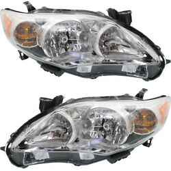 8111002b50 8115002b50 To2503203 To2502203 Headlight Lamp Left-and-right