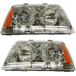 Hid Headlight Lamp Left-and-right Hid/xenon Fo2503205, Fo2502205 Lh And Rh